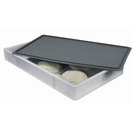 Dough Box Stackable Poly 76.2 x 45.7 x 9.2cm