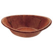 Wooden Bowl Oval 23cm
