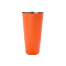 Powder Coated Boston Can 28oz Orange