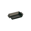 Baking Dish Black Cast Iron Oblong 15 x 11cm 25cl