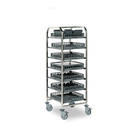 Dishwasher Basket Trolley 7 Tier