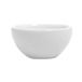 Bit On The Side Butter Dish Curved White 2.8cl
