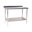 Stainless Steel Wall Table 1200mm Long