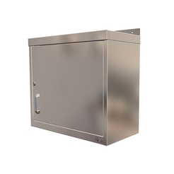 Quick Service Wall Cupboard R-HingeDr+Lock 450x300mm