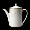 Antoinette Coffee Pot Gold Decoration 31cl