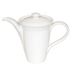 Aura Coffee Pot White 60cl