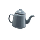 Falcon Grey Teapot 1ltr
