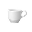 Chateau Blanc Cup White Stackable 20cl