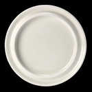 Freedom Plate White 10 inch 25cm
