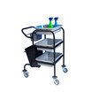 Bussing Cart - 3 Tray