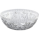 Plastic Patterned Bowl Toughened