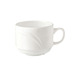 Alvo Cup White Stackable 17cl