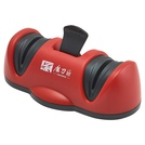 Knife Sharpener with Suction Cup