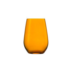 Vina Spots Amber Water Glass 39.7cl 13.4oz