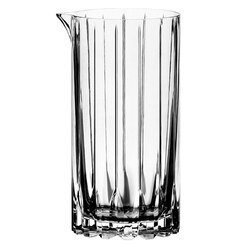 Drink Specific Mixing Glass With Attractive Design