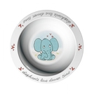 Elephant Baby Melamine Bowl 160x40mm