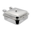 Chafing Dish Stainless Steel Square 40x51x20cm