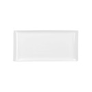 Buffet Trays Rectangular White 10 x 17cm