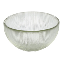 Glass Snack Bowl
