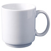 Superwhite Mug Stackable 34cl
