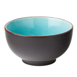 Aqua Rice Bowl 4.75 inch 12cm 11.5oz 33cl