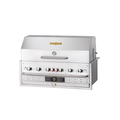 Crown Verity BI36 Built In Barbecue Grill 860x533mm