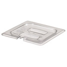 Gastronorm Notched Lid Polycarbonate 1/6 Clear