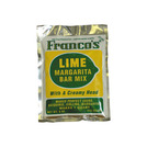 Franco's Bar Mix Lime 12 x 1 Litre Sachets
