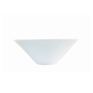 Menu Flared Bowl White 15.5cm