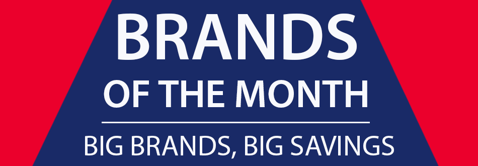Brands Of The Month