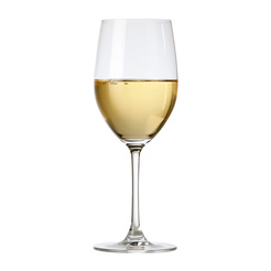 Chateau Nouveau Crystal Wine Glass 11 1/2oz