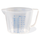 Measuring Jug Polypropylene 1ltr