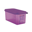 Allergen Airtight Container GN 1/3 x 150mm
