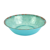Blue Casablanca Melamine Bowl