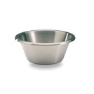 Mixing Bowl Flat Bottomed S/S 4.5ltr 26cm