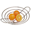 Fruit Basket Metal Round 30cm