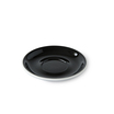 Acme Black Latte Saucer 155mm