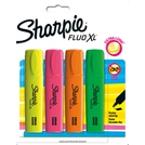 Sharpie Fluo XL Highlighter Assorted Blister