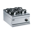 Silverlink 600 Wet Well Bain Marie 4 Containers
