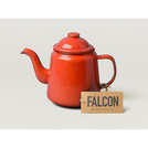 Falcon Red Teapot 1ltr
