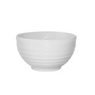 Bit On The Side Ripple Bowl White 56cl