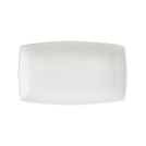 Orientix Plate Rectangular White 14 x 23.5cm
