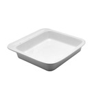 Porcelain Insert For Chafing Dish Square 38cm