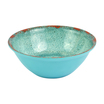 Blue Casablanca Melamine Rice Bowl