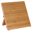 Magnetic Board, Bamboo, 9 1/2 x 8 5/8 x 3/4 inch