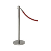 Barrier Post Stainless Steel 1000mm High