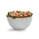 White Round Insulated Serving Bowl 9.6 Litre