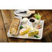 Buffet Trays Rectangular White 14.5 x 30cm
