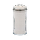 Shaker Sugar With Stainless Steel Top 13Oz