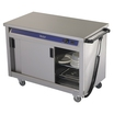 Victor HC30MS Plain Top Mobile Hotcupboard 1285mm